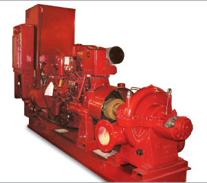 Diesel Engine Fire Watar Pumps