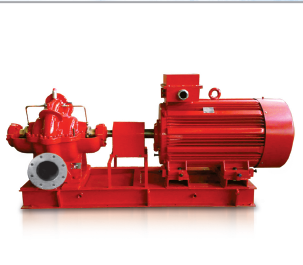 Electric Motor Fire Water Pumps